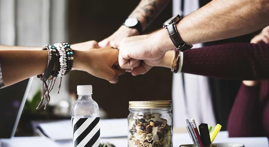 Samarbete lönar sig