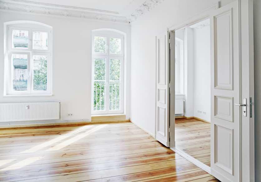 Ny lägenhet