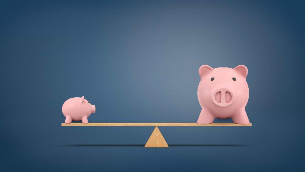 Storbankerna i förarsätet för privatlån