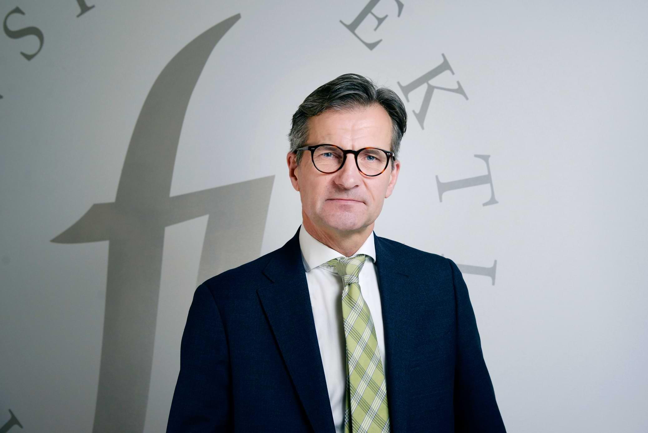 Erik Thedeen på Finansinspektionen